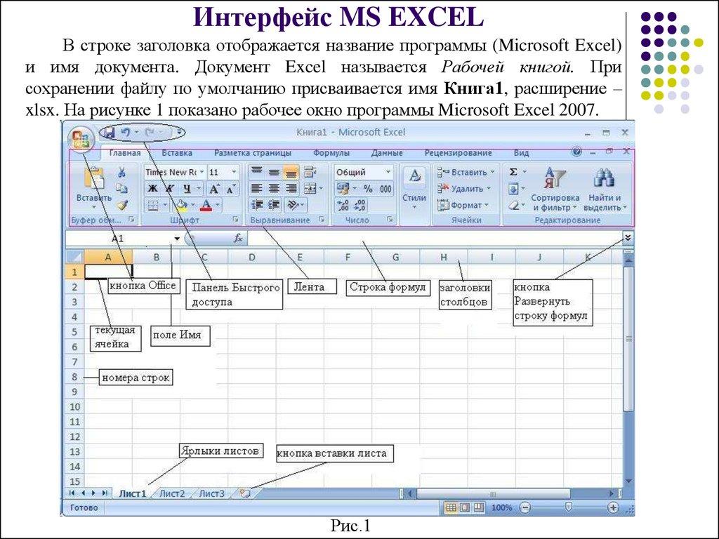 знакомство с ms word информатика