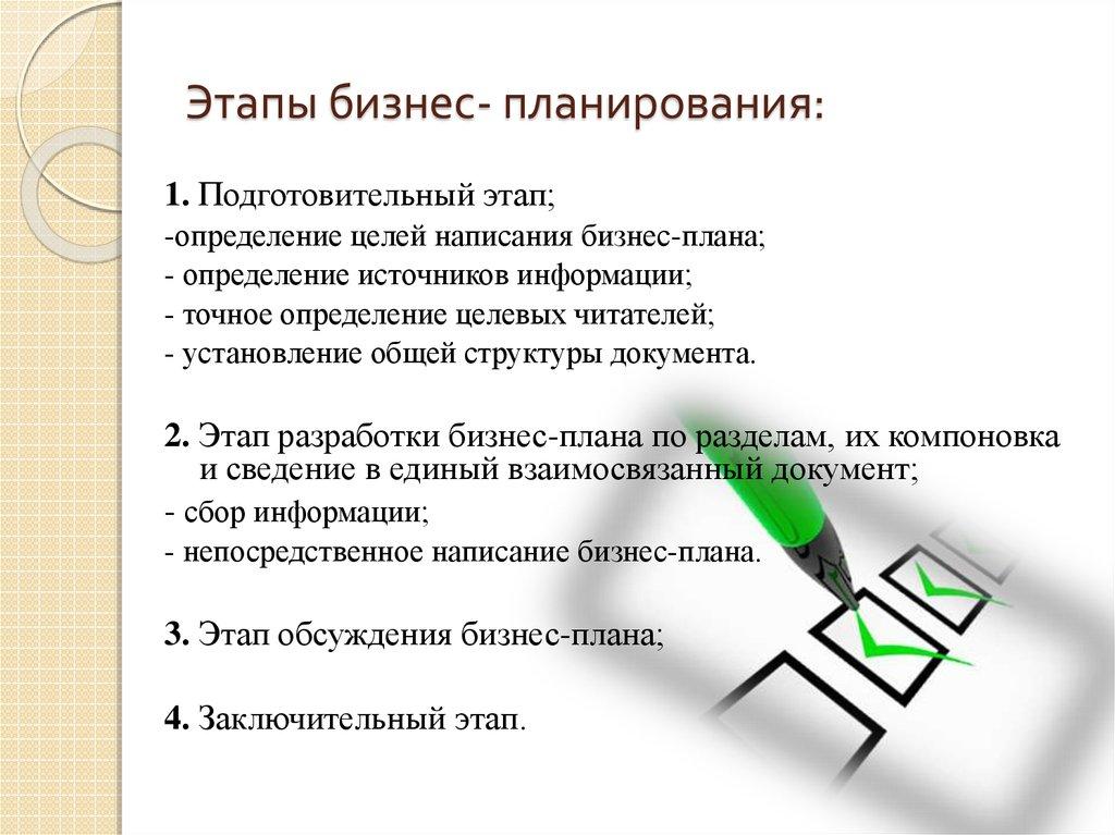 Бизнес план для бизнеса в домашних условиях 871