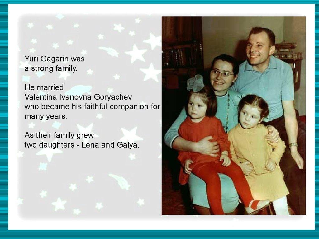 yuri gagarin education - photo #33