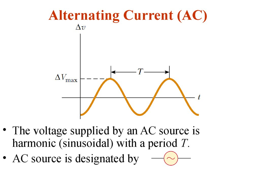 What is Alternating Current (AC)?