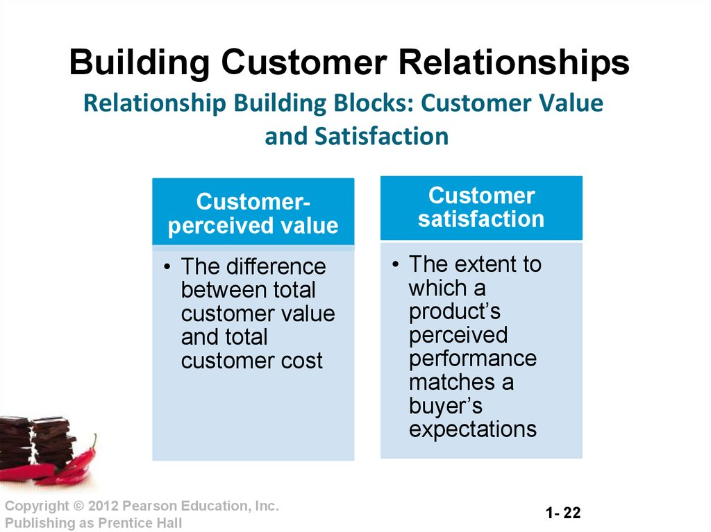 creating and capturing customer value   chapter 1