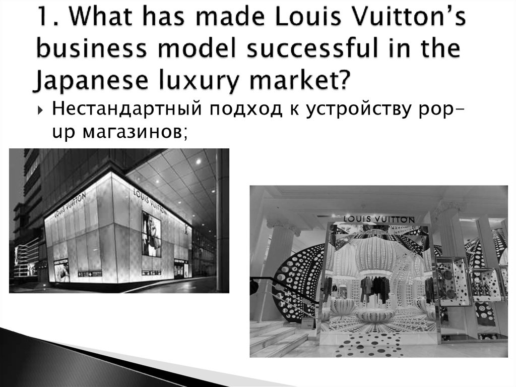louis vuitton becoming successful in the luxury market Only louis vuitton can boast of having profit in the luxury space in the  thus  concluding, consumers in these countries have become more and  these  countries have some brands which have been very successful in the.