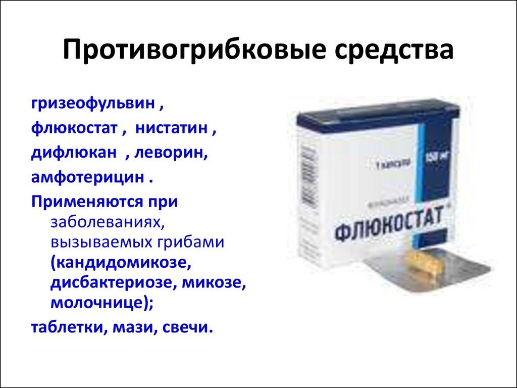 Другие синтетические противомикробные средства - презентация онлайн