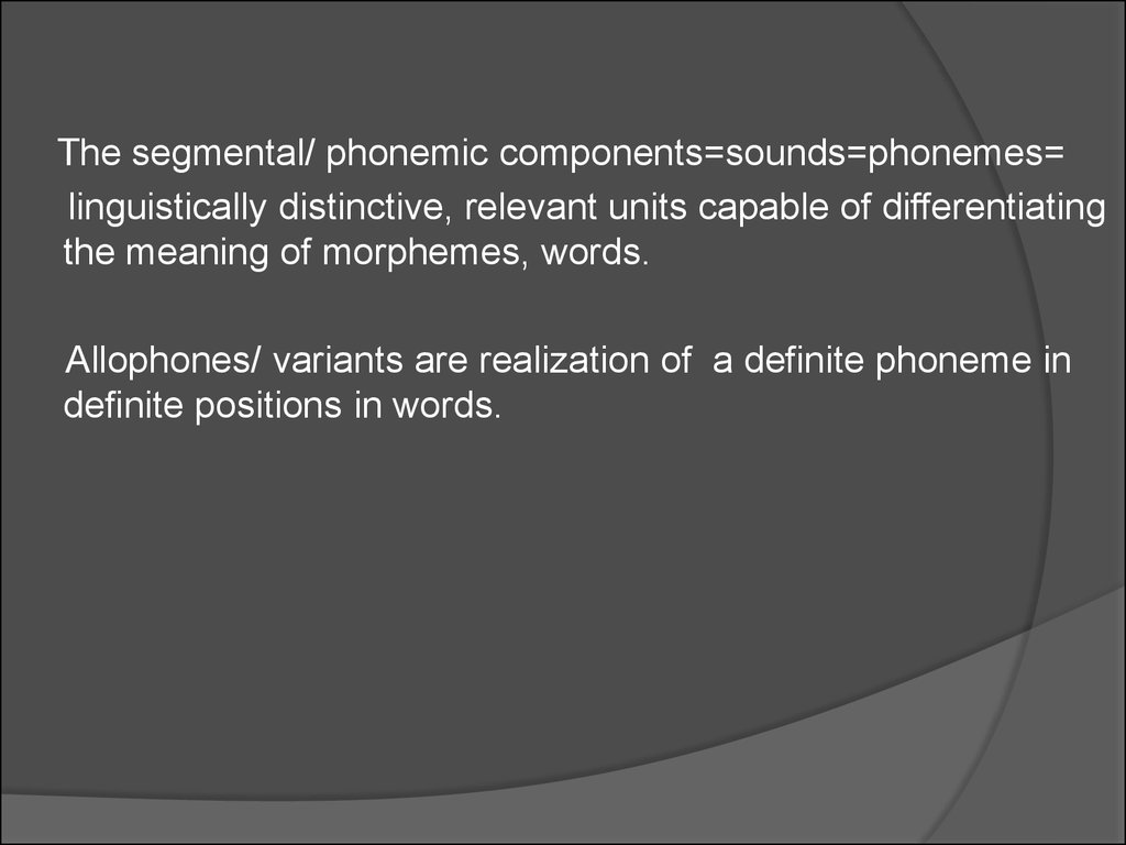 an analysis of the phonetics the science of speech Phonetics: phonetics, the study of speech sounds and their physiological production and acoustic qualities it deals with the configurations of the vocal tract used to produce speech sounds (articulatory phonetics), the acoustic properties of speech sounds (acoustic phonetics), and the manner of combining.
