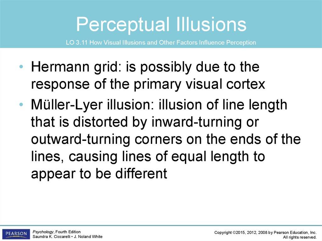 sensation and perception psychology pdf