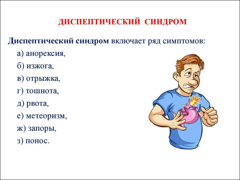 презентация заболевания органов пищеварительного тракта