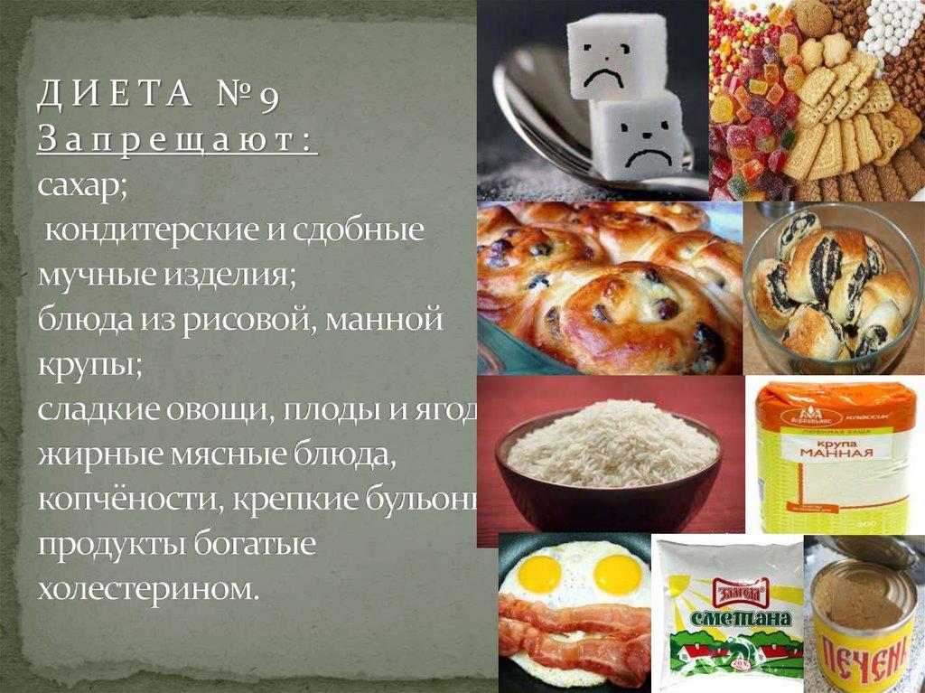 Рецепты для низкоколорийной диеты