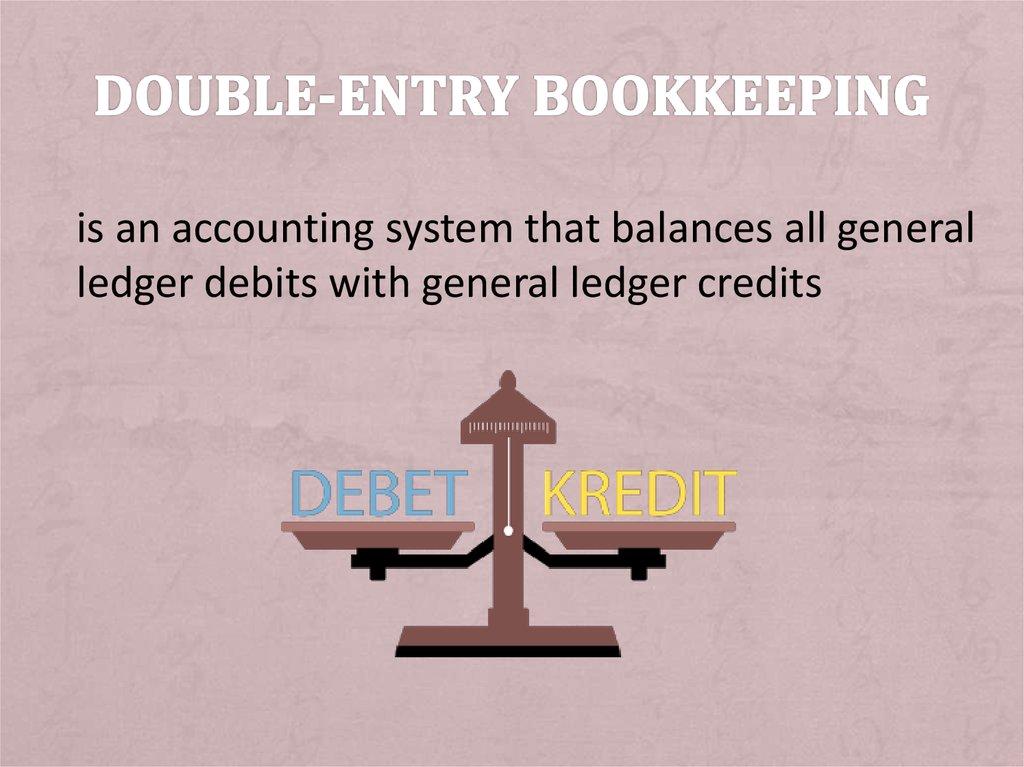 bookkeping