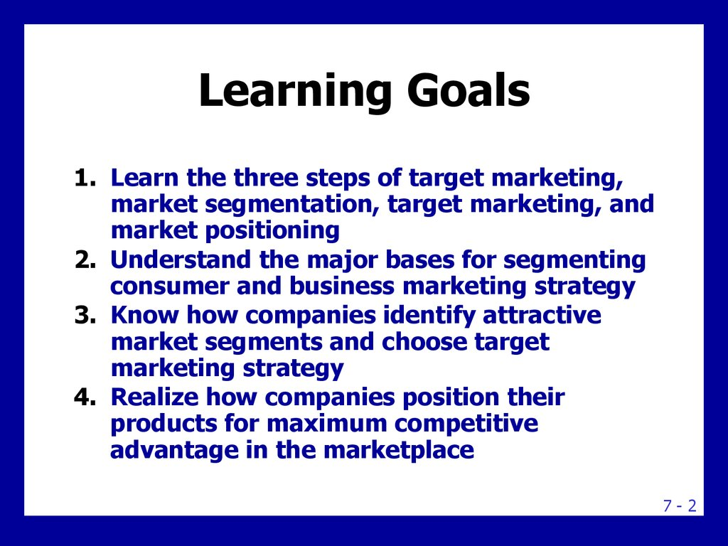 unilever s segmenting targeting and positioning Chapter 8 - segmenting and targeting markets tresemm é has it's own market that sells products very well a market refers to people or organizations with needs or wants and the ability and willingness to buy.