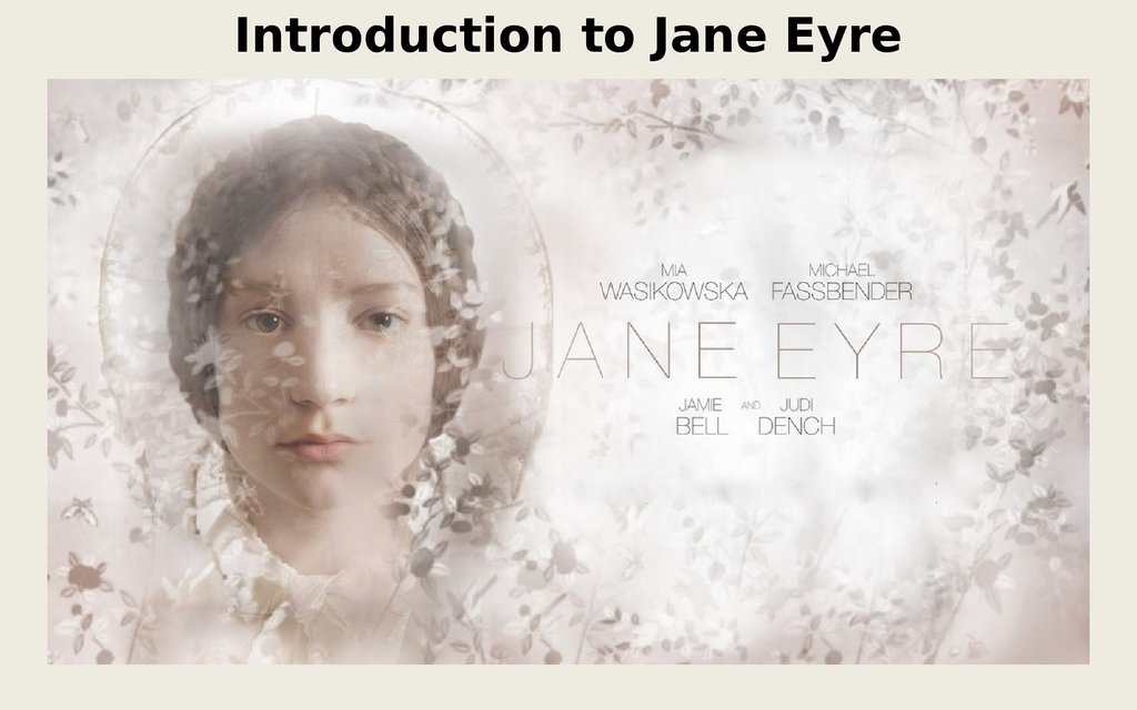 jane eyre presentation on feminism Jane eyre: genre, authorship, and religion the presentation of religion in jane eyre is complex and nuanced throughout the novel, the supernatural is treated with great seriousness.