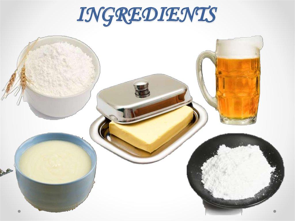 napoleon ingredients