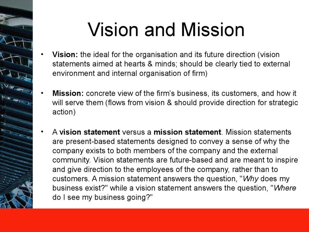 lecture 1  strategic management