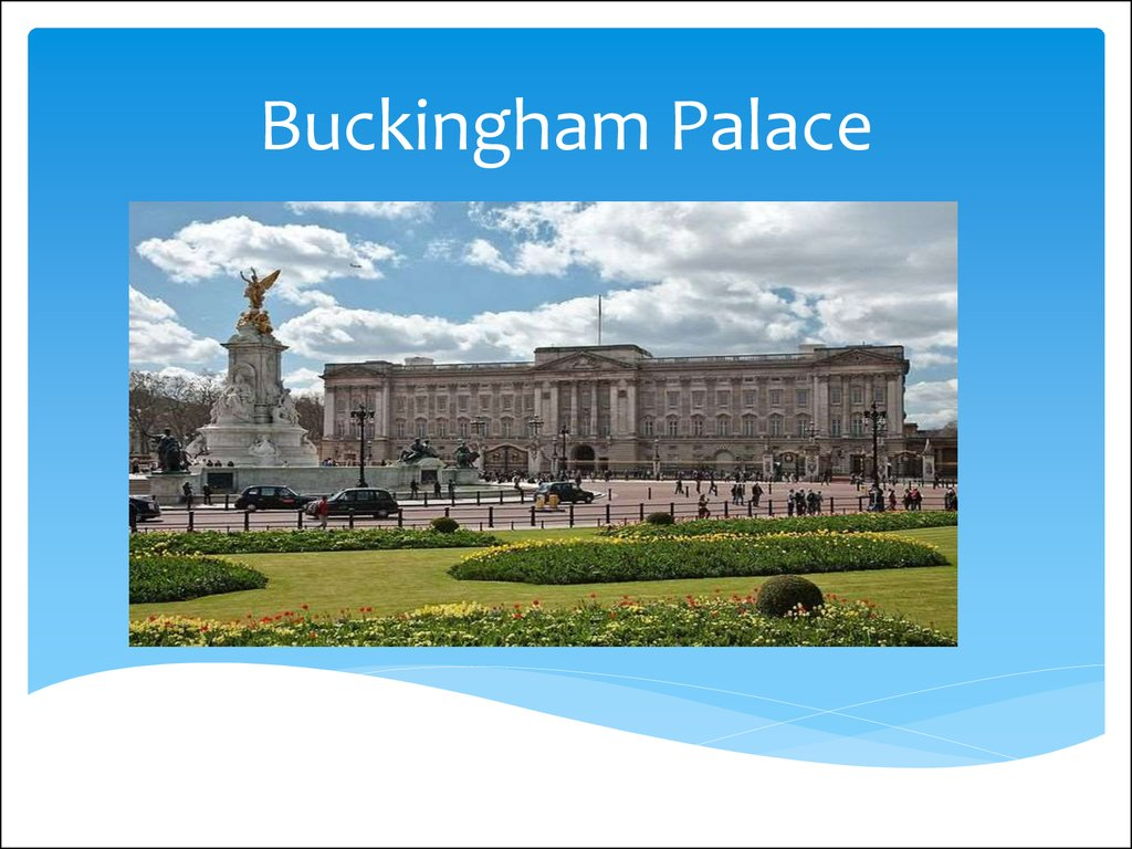 Buckingham palace for Does buckingham palace have a swimming pool