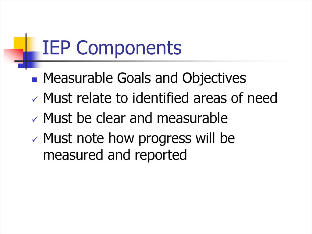 Idea And Iep Process >> Understanding the basics of the planning and placement team meeting - презентация онлайн