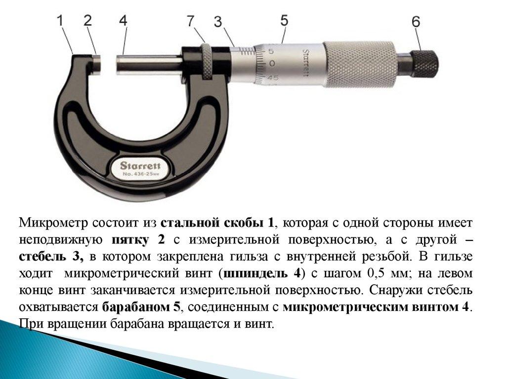 Микрометр-1