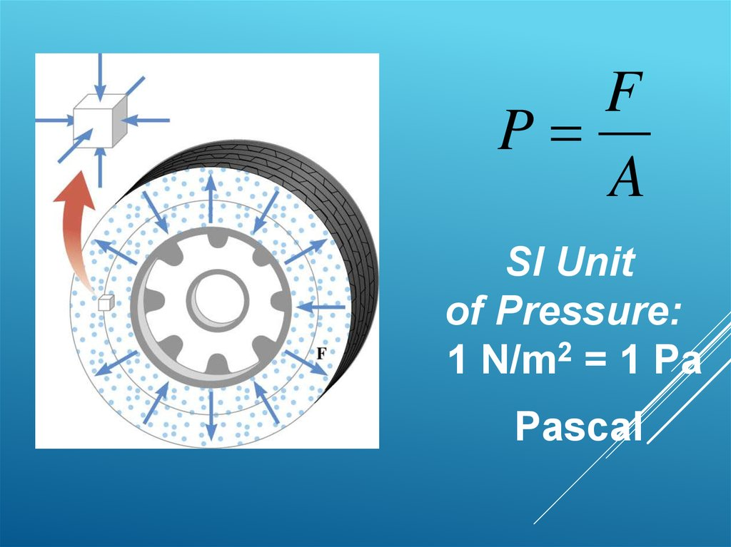 Hydrostatic Pressure. Communicating Vessels. Pascal's