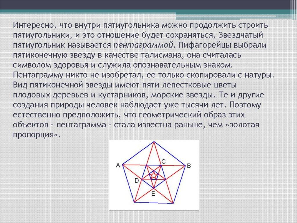 Математика помогает рисовать