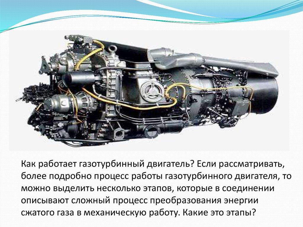 как работает двигатель рисунках