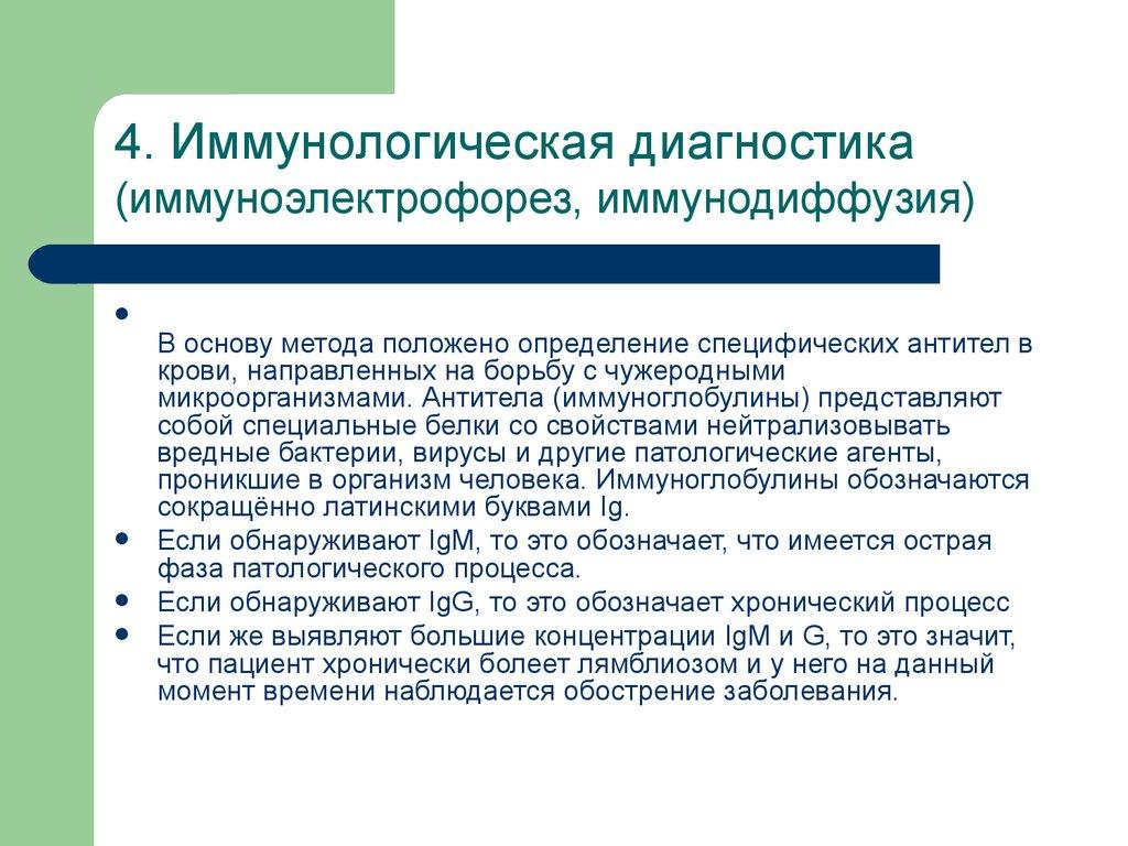Иммуноэлектрофорез