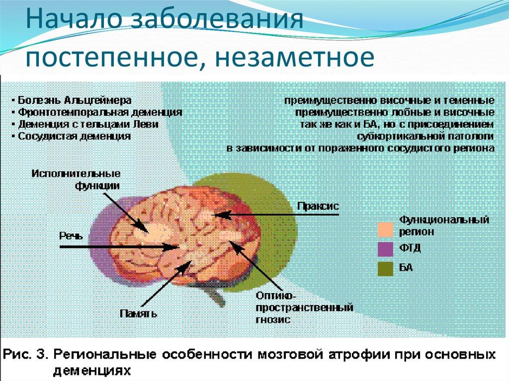 Альцгеймера болезнь чем лечить в домашних условиях