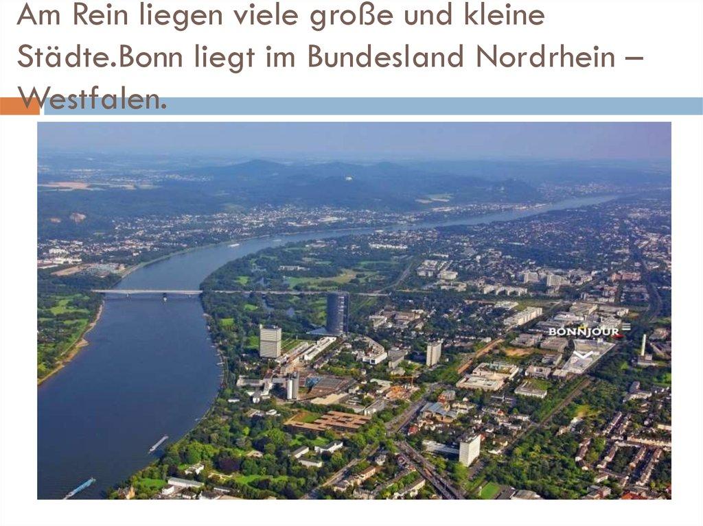 nordrhein westfalen знакомство с землей