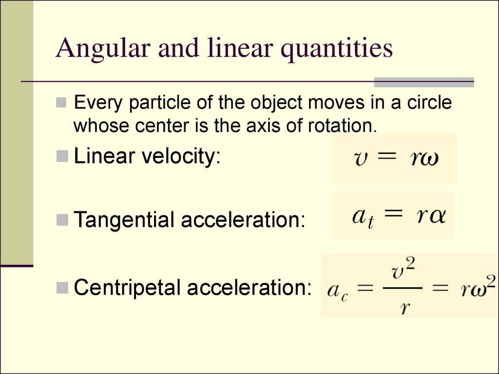 an analysis of the angular momentum and its properties For example, the earth has orbital angular momentum attributable to its annual revolution around the sun, and the spin angular momentum coming from its daily rotation about the north-south axis but when we move to quantum mechanics and consider electron as a structureless point particle (as far as we know), then we start attributing spin as.