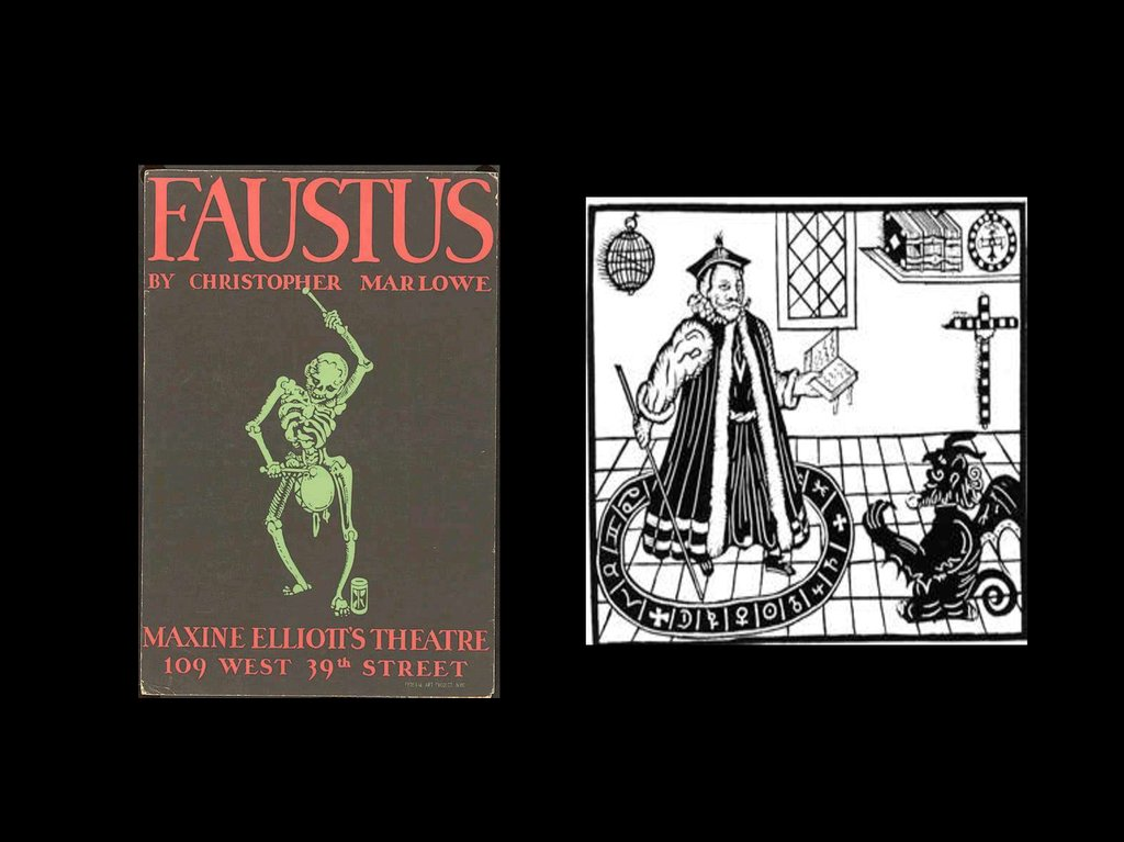 prospero and doctor faustus Prospero's attempt to recover his lost dukedom of milan drives the plot of the tempest but prospero isn't the only character in the play to experience loss but prospero isn't the only character in the play to experience loss.