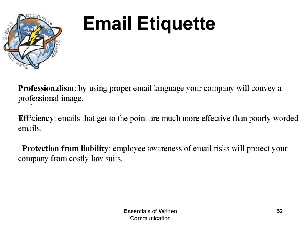 business communication etiquette A blog on business writing with expert advice and examples free business communications curriculum for college 10 etiquette tips for business text messages.