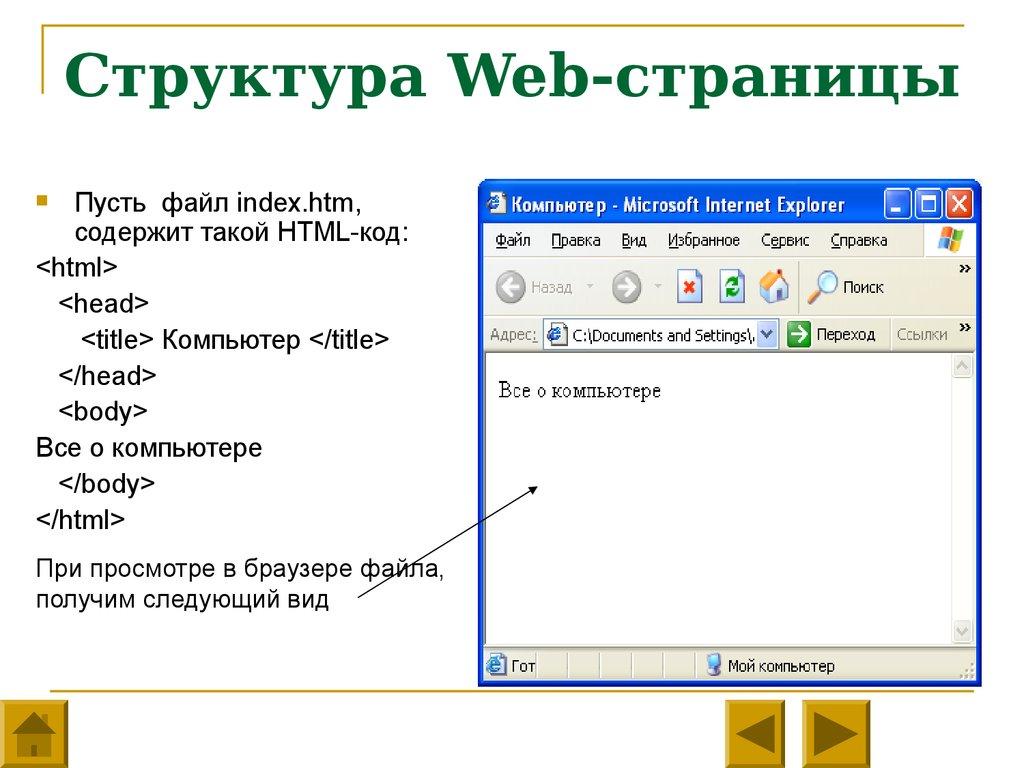 Как сделать свою веб-страницу 857