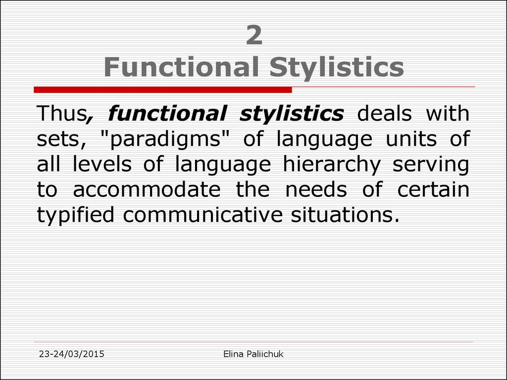 concepts of decoding stylistics Decoding stylistics stylistics of the author and of the reader the notions of encoding and decoding.