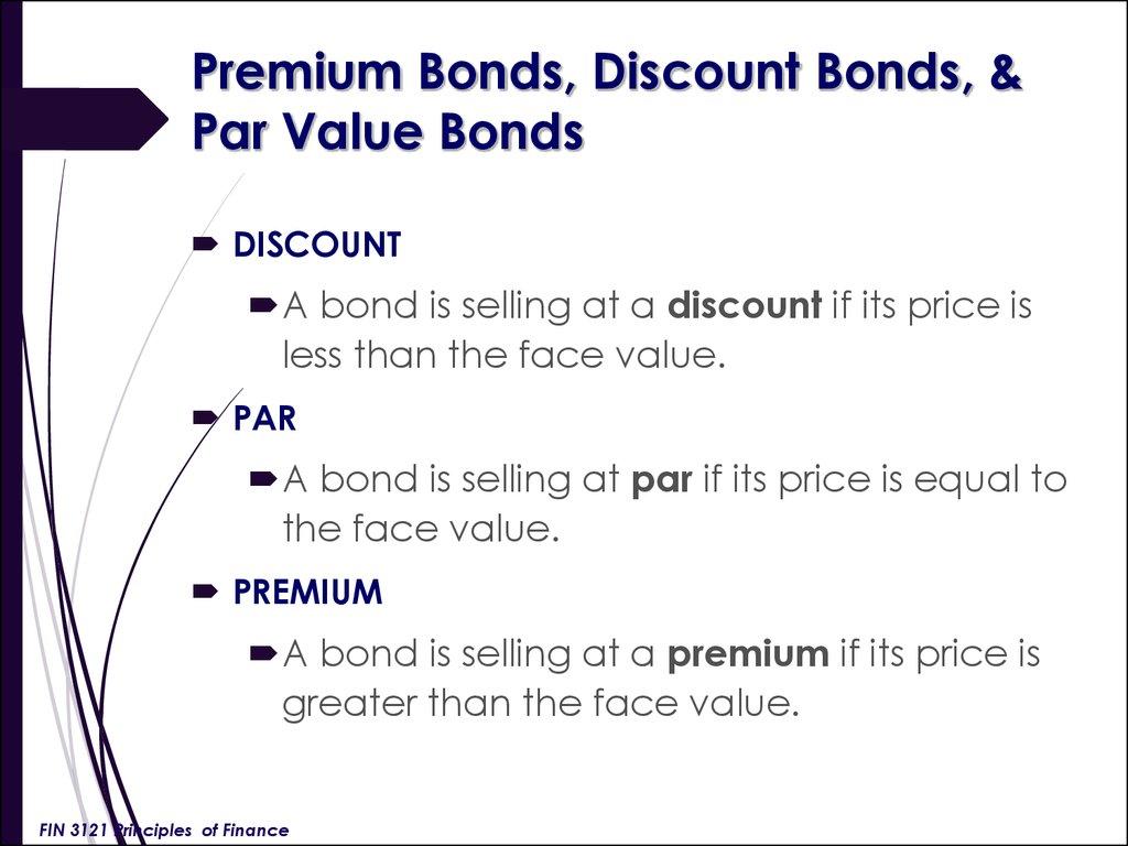 valuing bonds   lecture 6