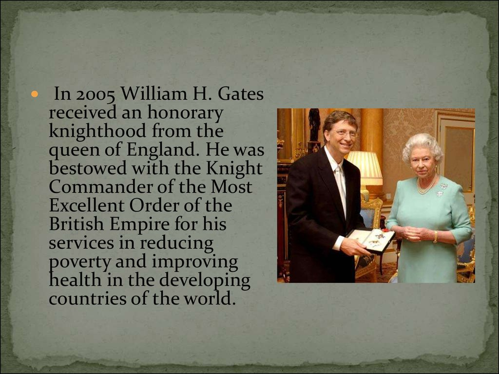 a biography of william henry gates iii Born william henry iii is an american entrepreneur, business mogul, investor, philanthropist, and widely known as one of the most richest and.