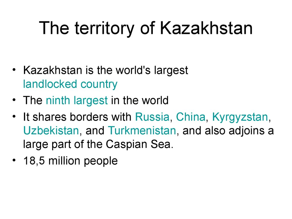 motherland kazakhs and country In which members of an ethnic minority support the secession of a re- gion of their state of residence and its joining with a neighboring state10 an oft- mentioned example is kazakhstan, where russians consider both the northern part of the country and russia as their homeland in such motherland is calling 293.