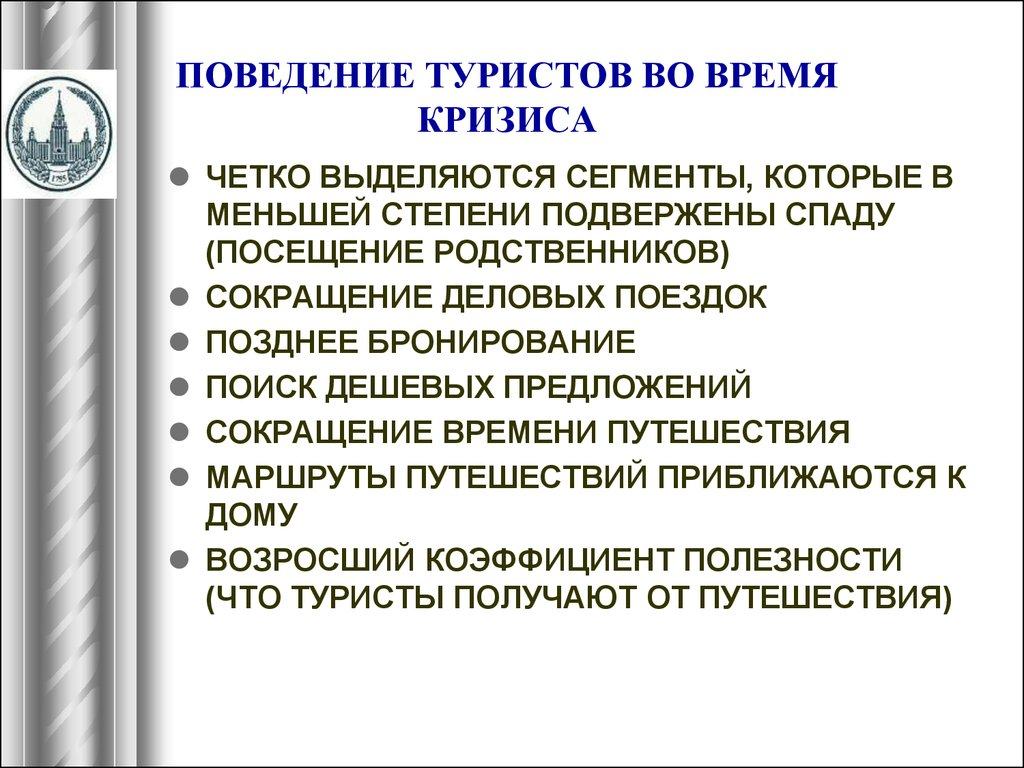 презентации на тему поведение отдыхающих на отдыхе
