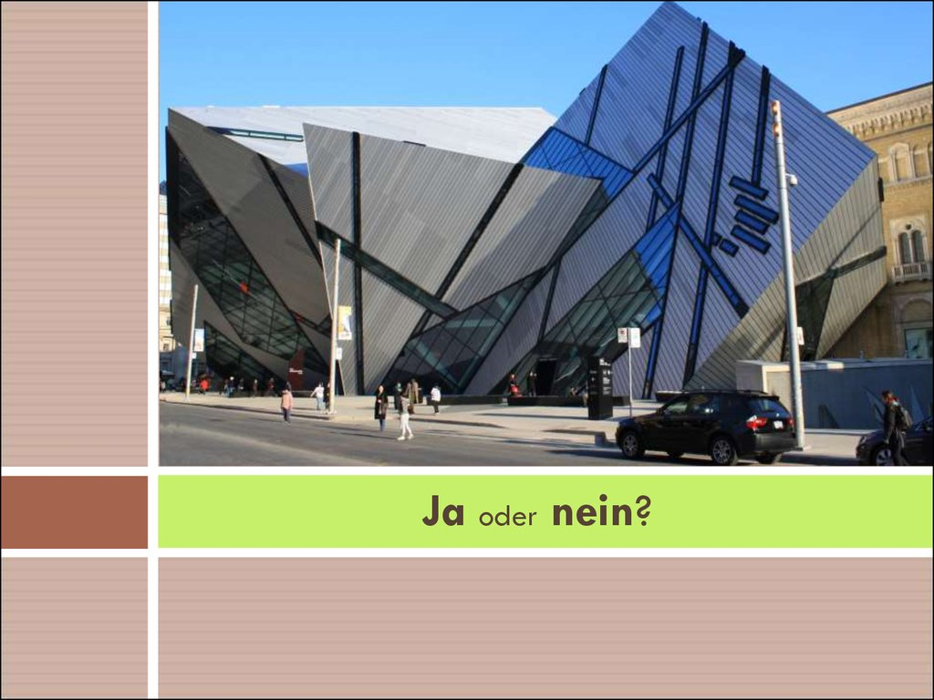 Moderne architektur traditionelle oder untraditionelle for Architektur 4 1