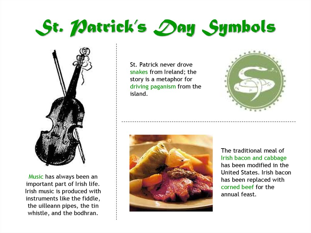st  patrick u2019s day  history and traditions