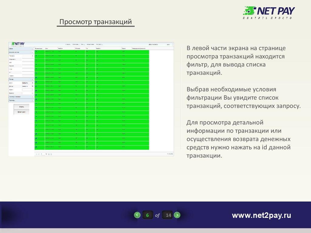 онлайн платежи презентация