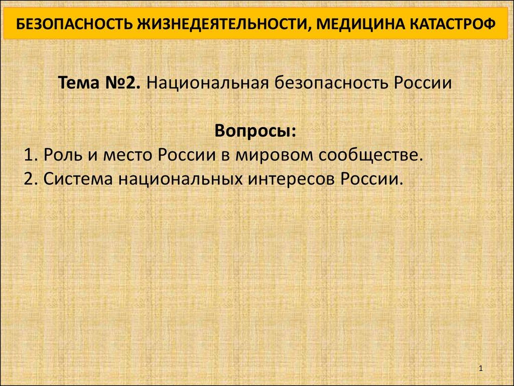 предупреждение терроризма в россии презентация
