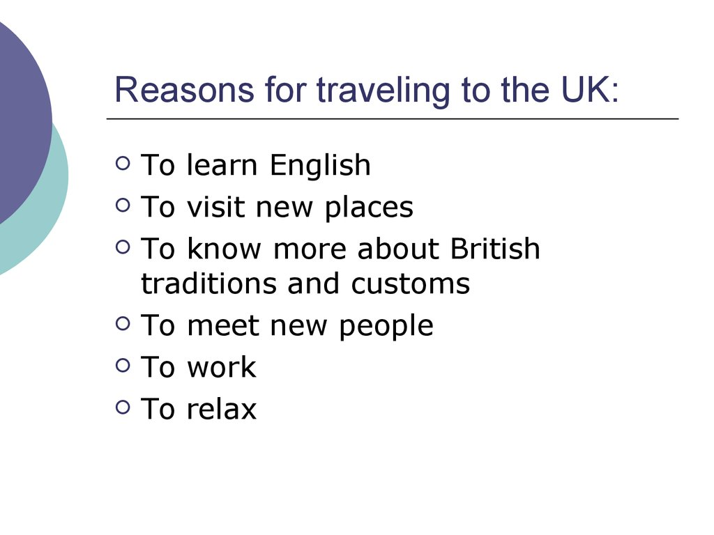 Why People Love To Travel