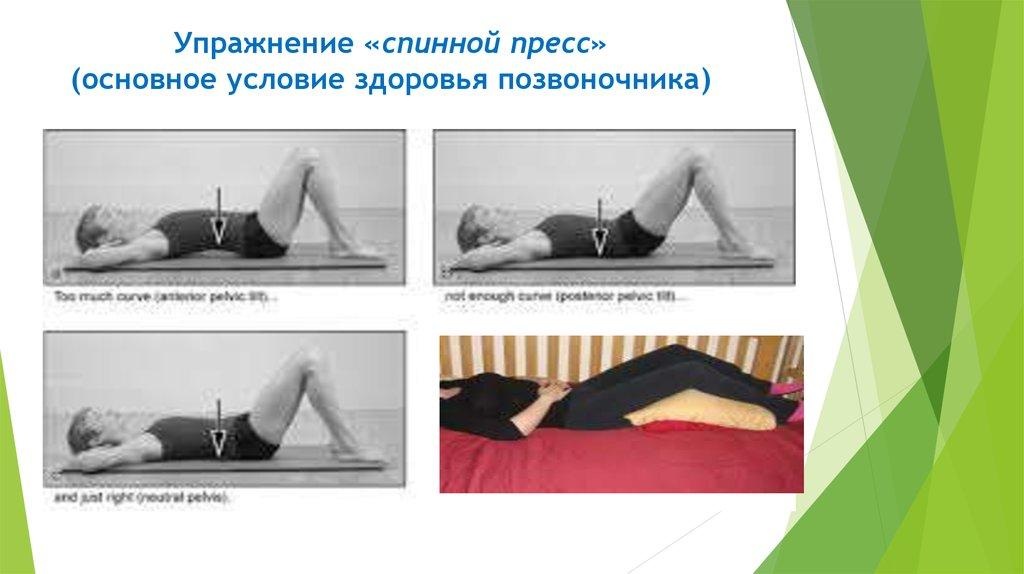 Упражнения для позвоночника в домашних условиях дикуля