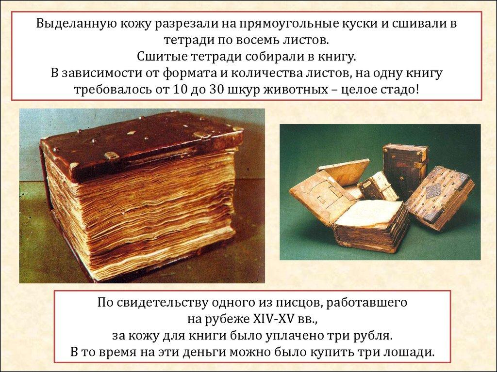 Рукописная книга оформление