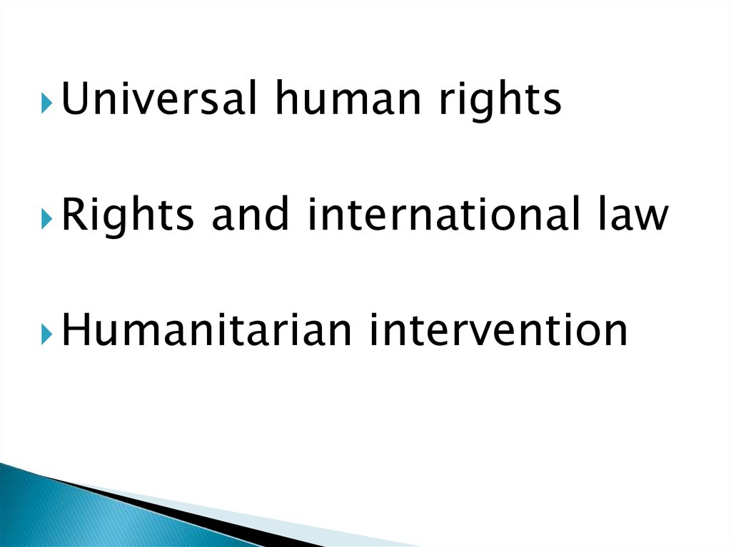 international law and individual rights essay Self-determination procedures  by eric brahm  this essay reviews the evolution of the concept of self-determination, examining how it has been addressed in international law and through devices internal to states, it then considers some criticisms of self-determination  one part is the developing human rights law, which is predicated.