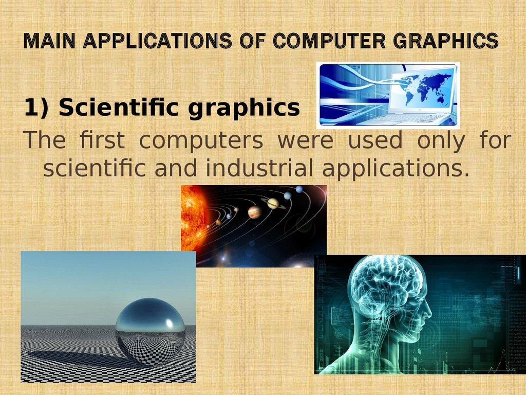 Computer Graphics презентация онлайн