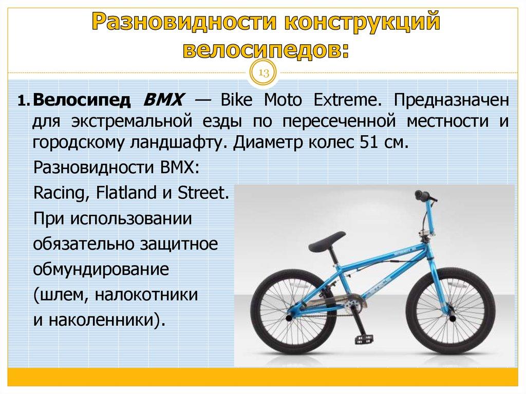конструкция велосипеда картинки