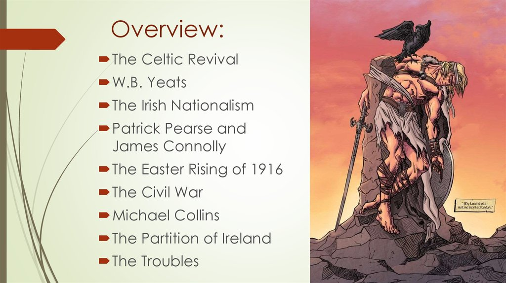 an overview of irish nationalism Associate professor jonathan githens-mazer  githens-mazer's research examines nationalism,  which compares the radicalisation of nationalism in the irish.