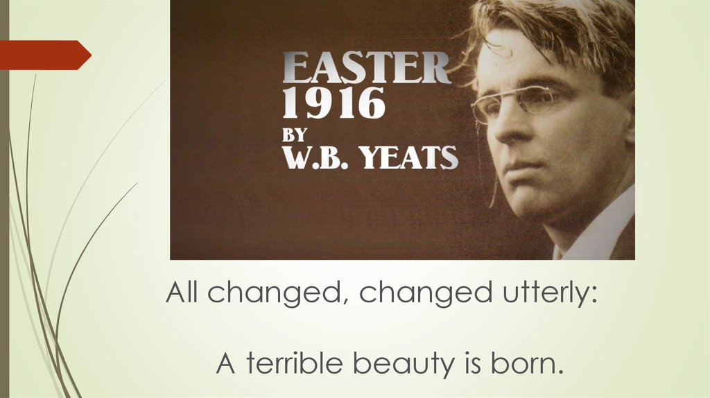 william butler yeats biography essay Prime education offers a comprehensive english lesson for biography, easter uprising   poetry of william butler yeats biography and her essays and poetry.