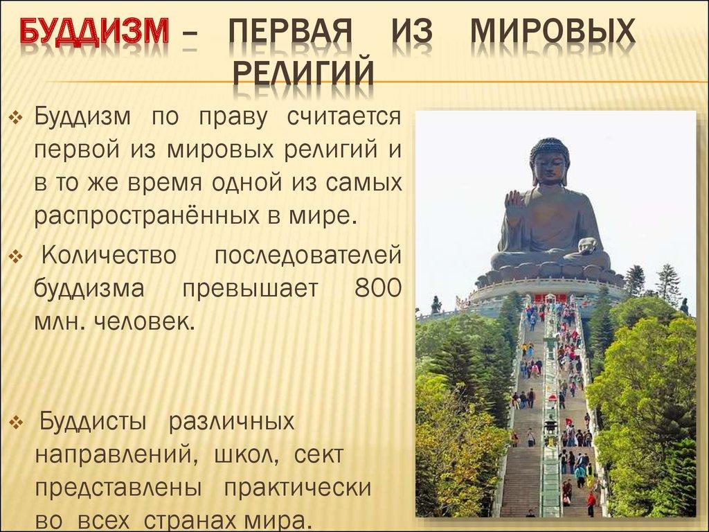 Essay On Buddhism