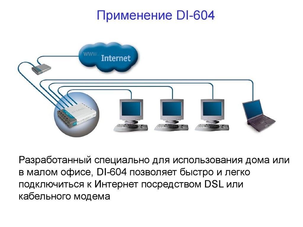 Домашняя компьютерная сеть своими руками
