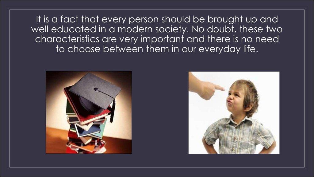 Characteristics Teachers Need