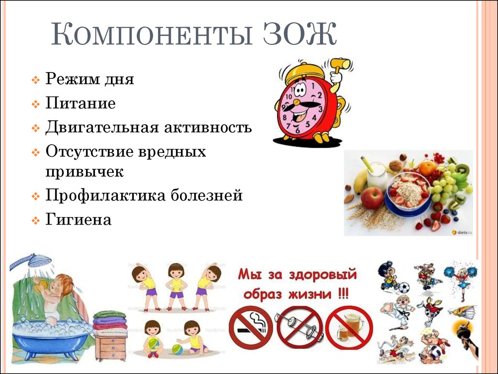 здоровый образ жизни не курить